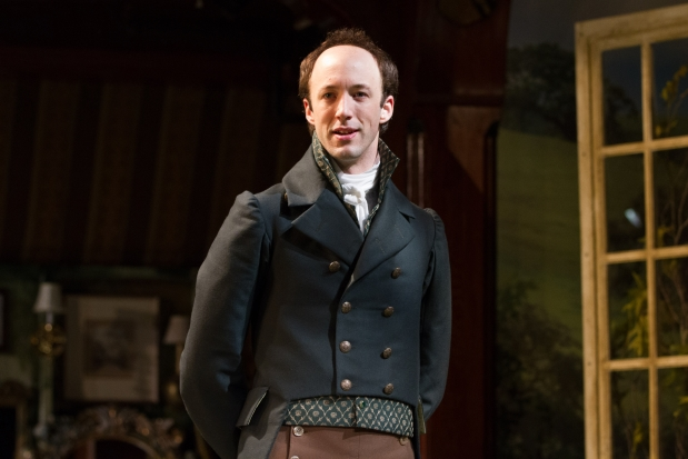 James Patrick Nelson as Colonel Brandon.