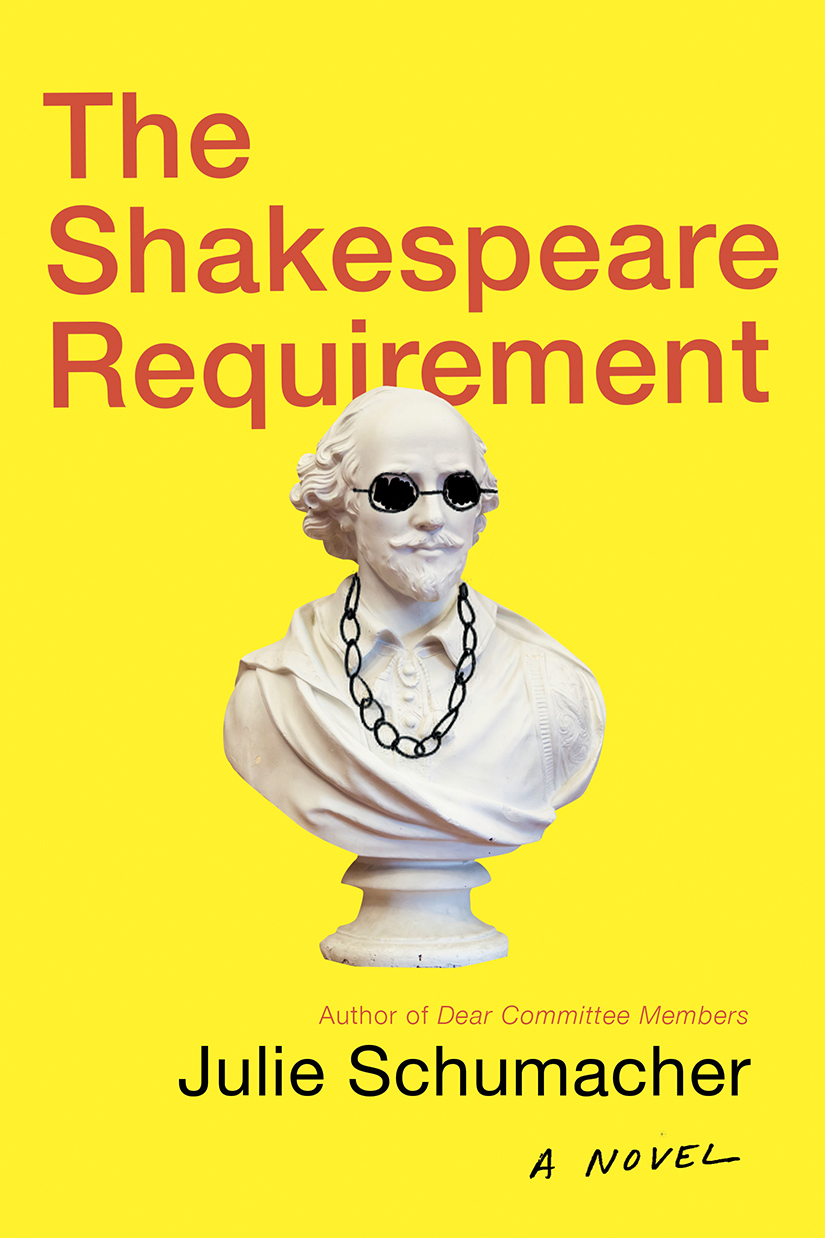 Cover of 'The Shakespeare Requirement'
