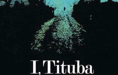 Cover art for 'I, Tituba, Black Witch of Salem'