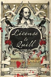 'License to Quill' cover art