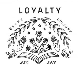 Loyalty Black Line Logo