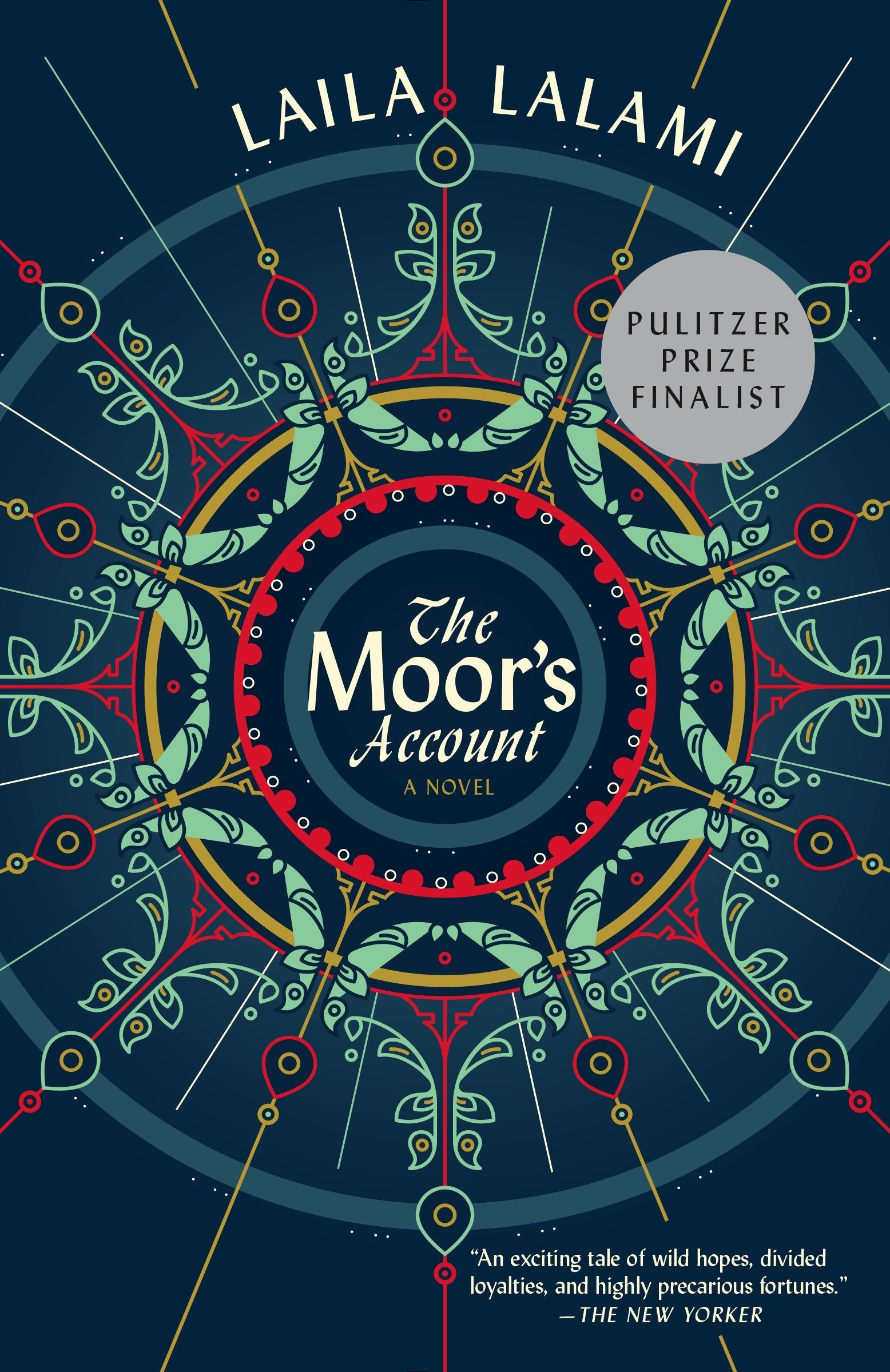 Cover of The Moor's Account by Laila Lalami